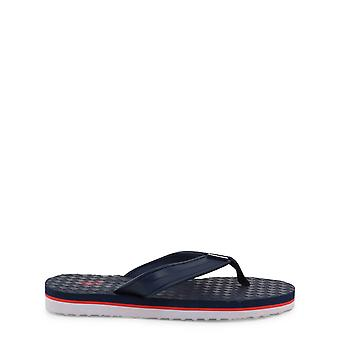 U.S. Polo Assn. Original Men Spring/Summer Flip Flops - Blue Color 57398