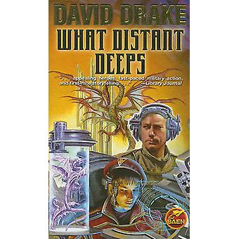 What Distant Deeps by David Drake - 9781439134450 Book
