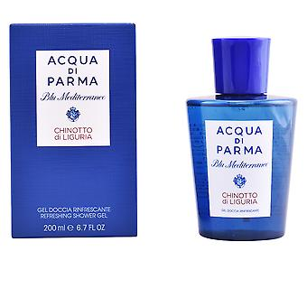 Acqua Di Parma Blu Středozemí Chinotto di Liguria sprchový gel 200 ml Unisex