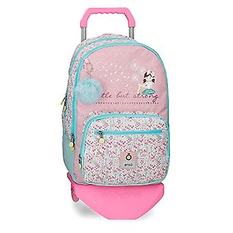 Enso Secret Garden Backpack 44 centimeters 23.94 Multicolor