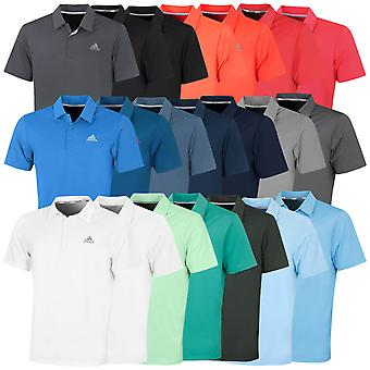 Adidas Golf Herre 2020 Ultimate365 2,0 solid LC kortærmet Polo skjorte