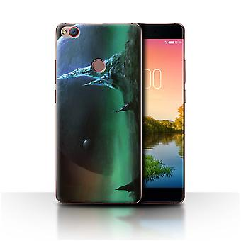 Official Chris Cold Case/Cover for ZTE Nubia Z11/Sapphire Peaks/Alien World Cosmos