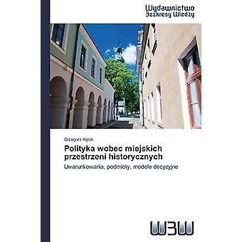 Polityka Wobec Miejskich Przestrzeni Historycznych by K. Sik Grzegorz