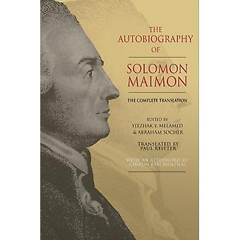 Autobiography of Solomon Maimon by Solomon Maimon