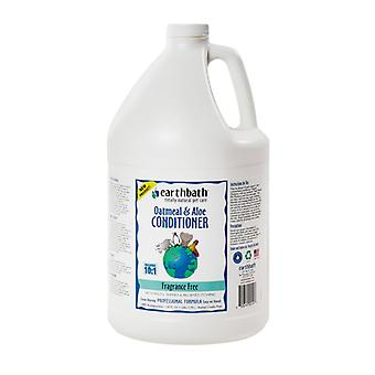 Earthbath Oatmeal & Aloe Fragrance Free Pet Conditioner- Relieves Itching