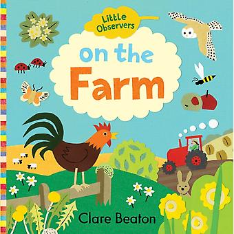 On the Farm by Clare Beaton