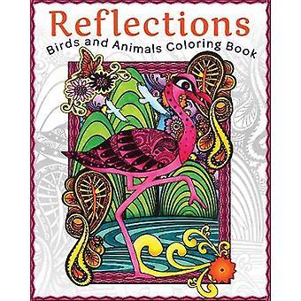 Reflections - Vogels en dieren door Art House Design - 9781497204614 Bo