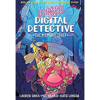 Debian Perl Digital Detective - The Memory Thief by Melanie Hilario -