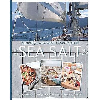 Salz aus dem Meer
