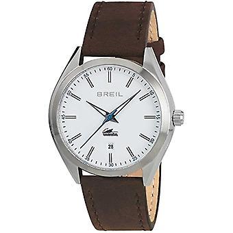 Correa de cuero reloj Breil para hombre cuarzo analógico TW1612