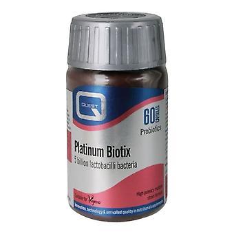 Quest Vitamins Platinum Biotix Caps 60 (601453)
