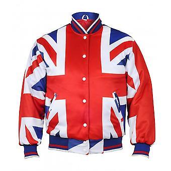 Union Jack slitasje Union Jack Bomber Jacket