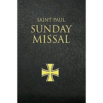 Saint Paul Sunday Missal (Black) by Daughters of St Paul - 9780819872