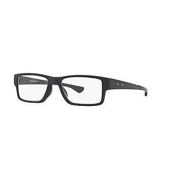 Oakley Airdrop MNP OX8121 01 Satin Black Glasses