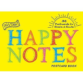 Instant Happy Notes Postcard Book by Inc Sourcebooks