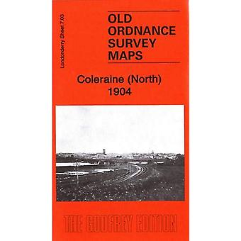 Coleraine (North) 1904 - Londonderry Sheet 7.03 by John Llewellyn - 97