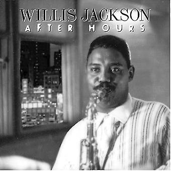Willis Jackson - After Hours [CD] USA import