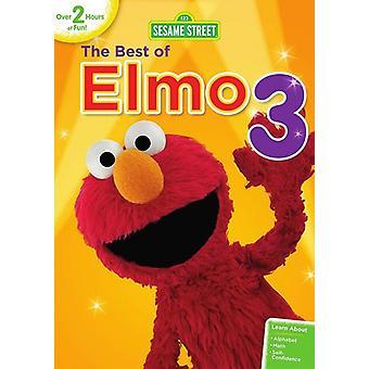 Sesame Street: The Best of Elmo 3 [DVD] USA import