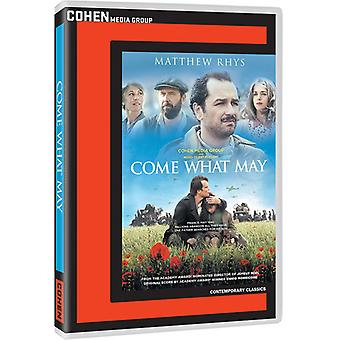 Come What May [DVD] USA import