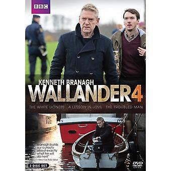 Wallander: Seizoen vier [DVD] USA import