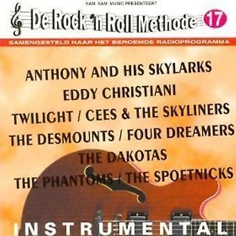 De Rock 'N Roll Methode Vol. 17 (Guitar Instr.) - De Rock 'N Roll Methode Vol. 17 (Guitar Instr.) [CD] USA import