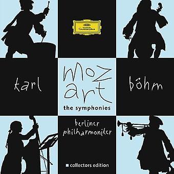 W.a. Mozart - Mozart: Les Symphonies [Box Set] [CD] importation USA