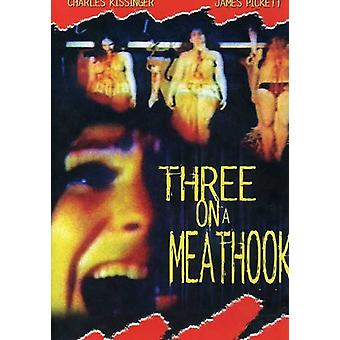 Three on a Meathook [DVD] USA import