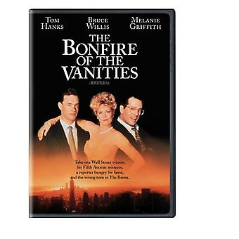 Bonfire of the Vanities [DVD] USA import
