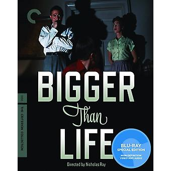 Import USA Bigger Than Life [BLU-RAY]