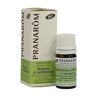 Rosemary Qt Verbenone Essential Oil Bio 5 ml of essential oil
