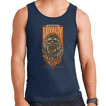 Star Wars Chewbacca Lealtad Hombres's Chaleco