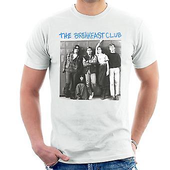 The Breakfast Club B&W Photo Men's T-Shirt