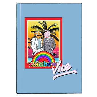Rainbow Vice Hardback Journal