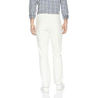 Goodthreads Men's Straight-Fit Jean, White Vintage, 42W x 30L