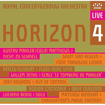 Royal Concertgebouw Orchestra - Horizon, Vol. 4 [SACD] USA import