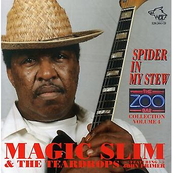 Magic Slim & Teardrops - Magic Slim & Teardrops: Vol. 4-Zoo Bar samling [CD] USA import