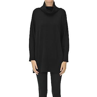 Anneclaire Ezgl112029 Damen's Schwarze Wolle Pullover