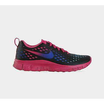 نايكي الحرة اكسبرس (GS) أسود / الوردي / الأزرق 641866 001 أحذية الفتيات الأحذية