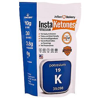 Julian Bakery, InstaKetones Potassium, .91 lbs (414 g)