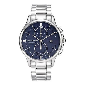 Romanson De Arbon CA5A09HMWWA4R5 Men's Watch Chronograph
