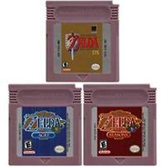 16 Bit Video Game Cartridge Voor Nintendo Gbc - The Legend Of Zeld Series