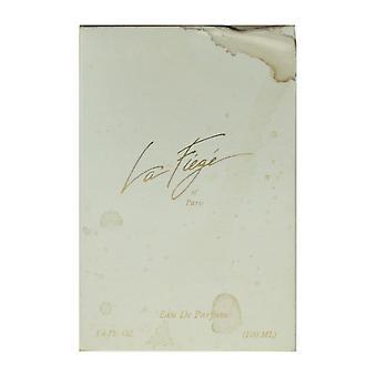 La Fiege Duft La Fiege Eau De Parfum 3,4 Oz/100ml Vintage DamagedBox 80% voll