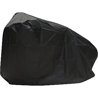 Bicycle cover, rain cover and UV protection - Black