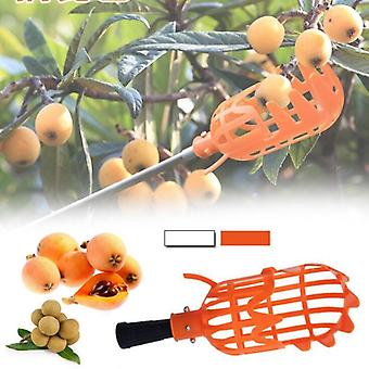 Fruit Picking, Catching And Collection Head Tools For Gardening And Greenhouse