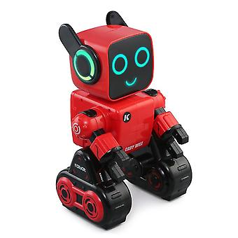Robot Intelligent Coin Bank Touch -robots Voice Recoding Interactive Robotics