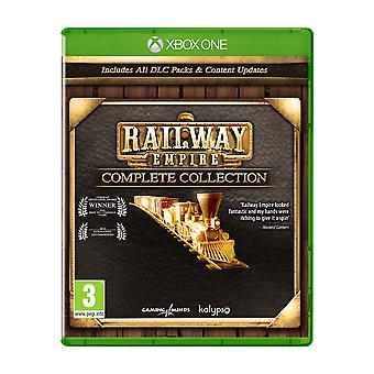Railway Empire Complete Collection Xbox One Game