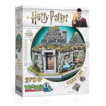 Wrebbit 3D Harry Potter: Hagrid's Hut (270pc)