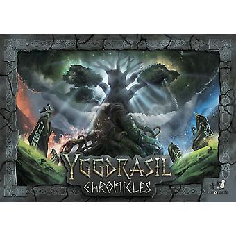 Yggdrasil Chronicles Board Game