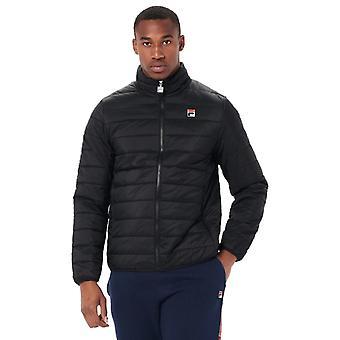 フィラスキップフグジャケット ブラック 25