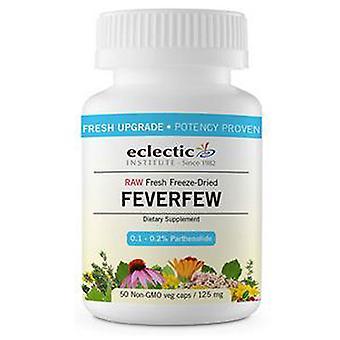 Eclectic Institute Inc Feverfew, 125 Mg, 90 Caps